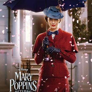 El Regreso de Mary Popins