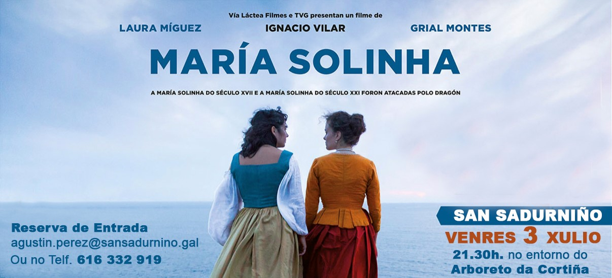 San Sadurniño – María Solinha