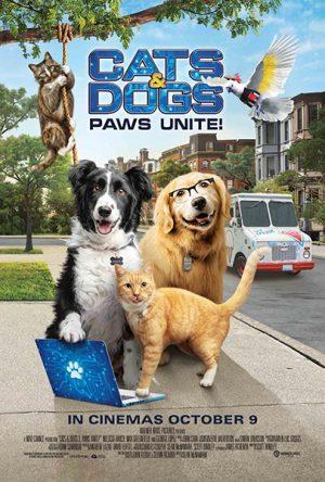 Como perros y gastos : la patrulla unida